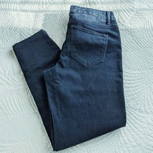 Nine West coupe cigarette skinny jeans
